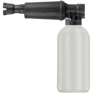 snowfoam, suttner foamer, mixing bottle