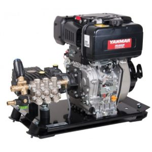 Yanmar/Interpump Diesel Engine Pump Unit pressure washer