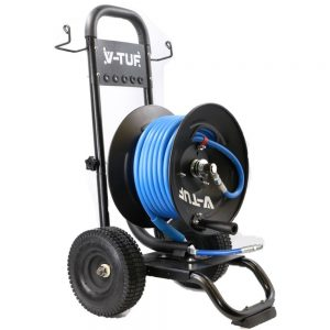 Mobile High Pressure Hose Reels